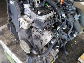Peugeot 508 dalimis. Variklis dalimis,