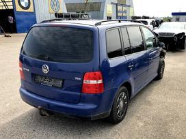 Volkswagen Touran. Variklio kodas: bls ` ii angaras `