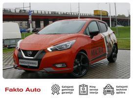 Nissan Micra, 0.9 l., Хэтчбек