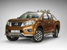Nissan Navara. Sertifikuotas priekinis lankas