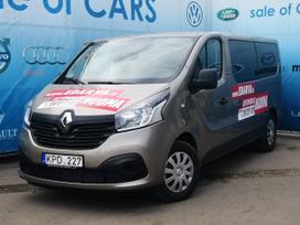 Renault Trafik, passenger vans