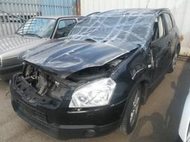 Nissan Qashqai dalimis. Mob. tel. +370 654
