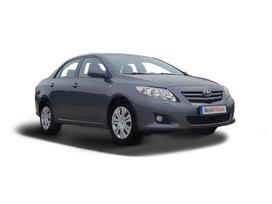 Toyota Corolla, 1.6 l., Седан