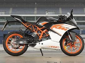 KTM RC, sportiniai / superbikes