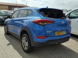 Hyundai Tucson. 2017 metų, 1700cc diesel. priekis varomas.