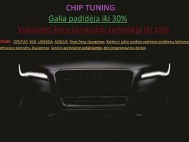 Chip Tuning, Dpfap, Egr, Lambda išprogramivas