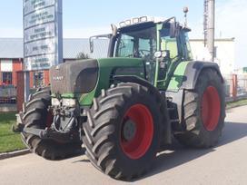 Fendt 926 Vario Tms, traktoriai