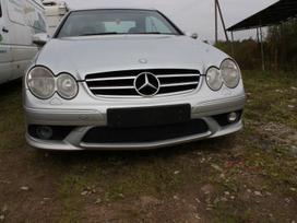 Mercedes-benz Clk320 dalimis. MB w209 clk 3