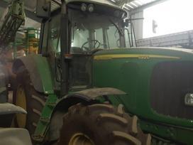 John Deere 6920, traktoriai