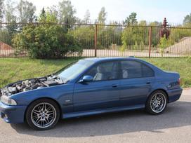 "BMW 5 serija по частям. E39 535i ""m"" 2001m. dalimis, platus"