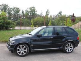 BMW X5 по частям. E53 4.8is 2005m. dalimis, platus naudotų