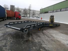 UGB Mobile ramp, Складская техника