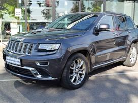 Jeep Grand Cherokee, sedanas