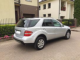 Mercedes-benz Ml280, 3.0 l., visureigis