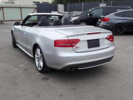 Audi S5, 3.0 l., kabrioletas