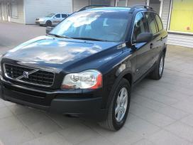 Volvo XC90, 2.4 l., suv / off-road