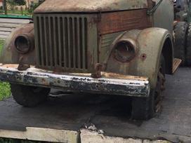Gaz 51, sunkvežimiai