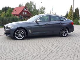 BMW 320 Gran turismo, 2.0 l., hečbekas