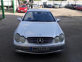 Mercedes-benz Clk320 dalimis. Ka tik gautas