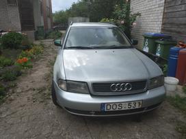 Audi A4 по частям. Visa info telefonu kablys