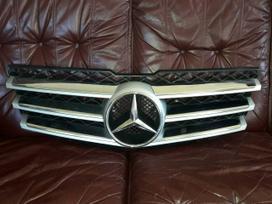 Mercedes-benz GLK klasė. Devetos priekines