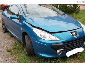 Peugeot 307 dalimis. Tvarkingas automobilis dalimis  europa