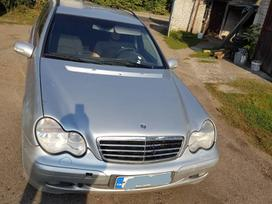 Mercedes-Benz C220 dalimis. Lt.  +37060381899 rus. +37060936493