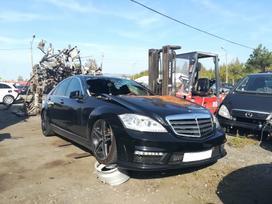 Mercedes-benz S350 dalimis. Mercedes-benz