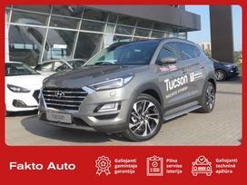 Hyundai Tucson, 1.6 l., visureigis