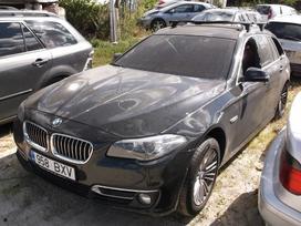 BMW 520 dalimis. Bmw 520xd 2013metu 135kw dalimis europinis