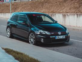 Volkswagen Golf, 2.0 l., kupė (coupe)