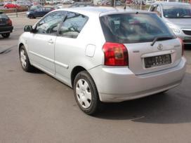 Toyota Corolla по частям