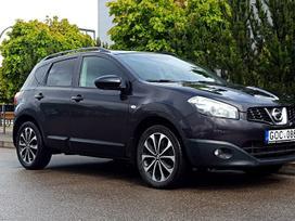 Nissan Qashqai, 1.6 l., visureigis
