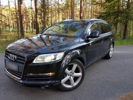 Audi Q7, 3.6 l., visureigis