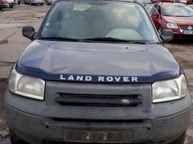 Land Rover Freelander. Dalimis
