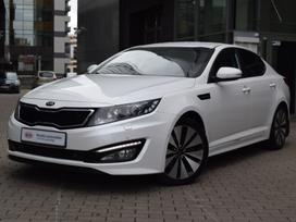 Kia Optima, 1.7 l., sedanas