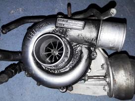 Ford Ranger variklio detalės