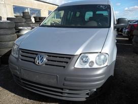 Volkswagen Caddy dalimis. Parduodamas dalimis