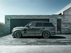 Land Rover Range Rover. Land rover range
