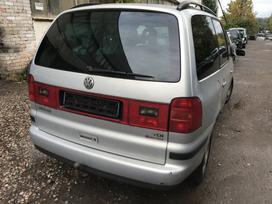 Volkswagen Sharan dalimis. Volsvagen saran 4motion