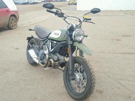 Ducati Scrambler, enduro / adventure