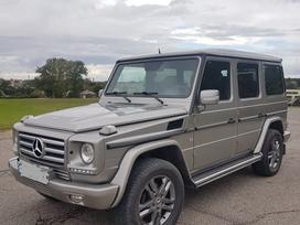Mercedes-benz G400, 4.0 l., visureigis