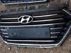 Hyundai i40. Devetos kebulines dalys