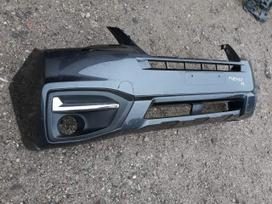 Subaru Forester. Devetas bamperis 200euru
