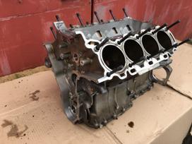 Maserati Quattroporte variklio detalės