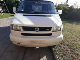 Volkswagen Caravelle. Yra 2000 transporteris 44