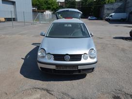 Volkswagen Polo. Vw polo 1.4tdi europa 5
