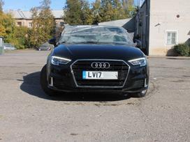 Audi A3. Audi a3 sport 2017m 1.4tfsi