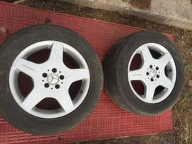 Mercedes-benz Ml163amg, lengvojo lydinio, R18