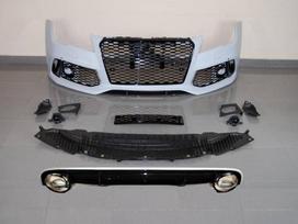 Audi A7 Sportback. įvairių modelių body kit